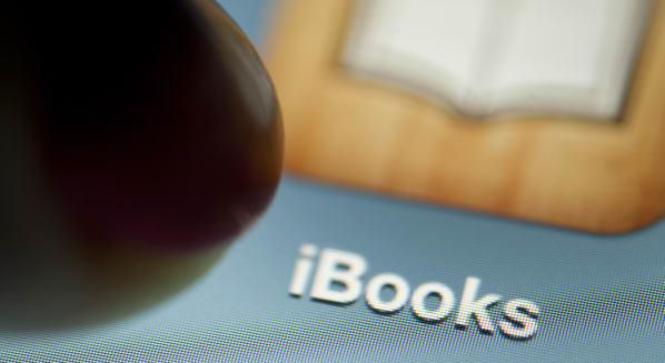 apple e-reader ibooks books reading readers