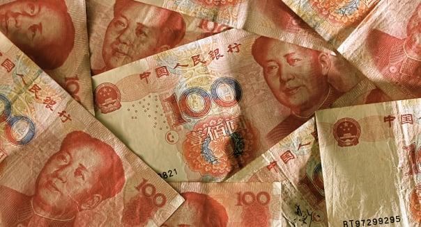 Chinese yuan.