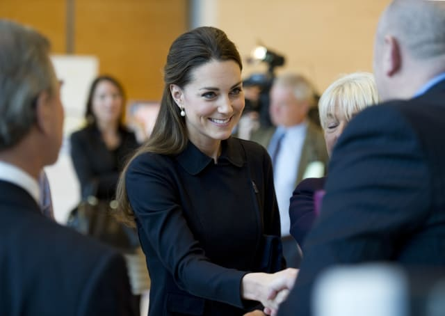Duchess of Cambridge attends Place2Be forum