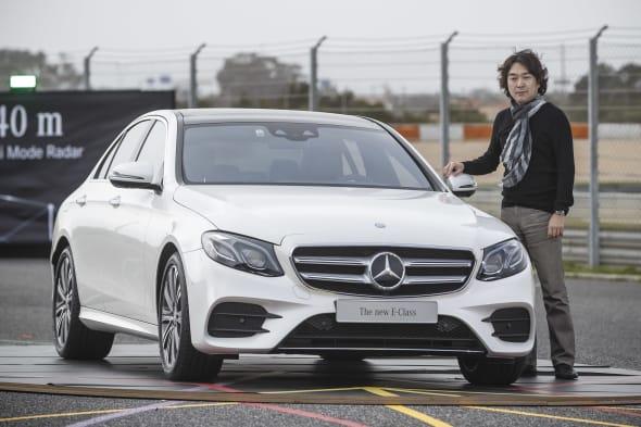 Mercedes-Benz E350e