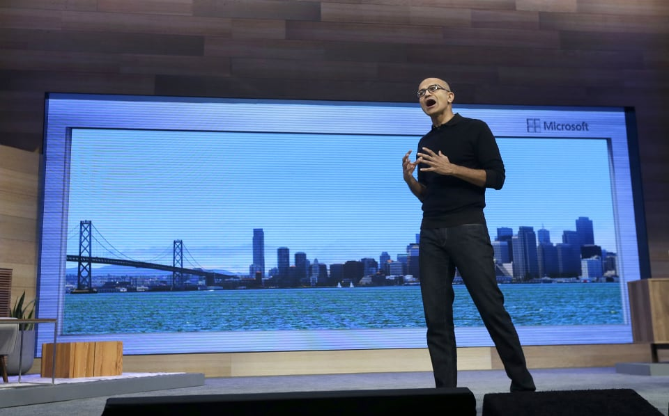 Build 2015: With Windows 10, Microsoft is no longer a follower