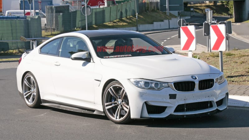 BMW makes the M4 extra special with a huge wing
