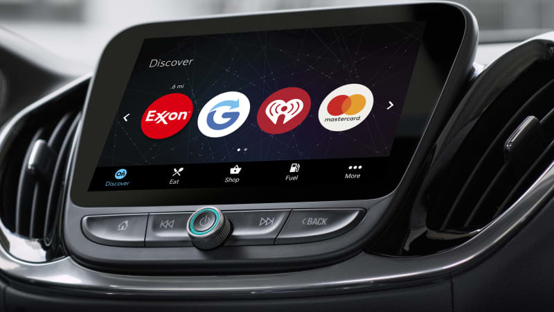 OnStar to use IBM artificial intelligence to market services to drivers