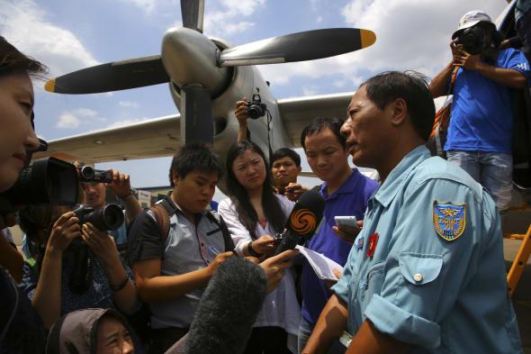 Vietnam Malaysia Plane