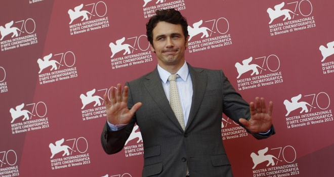 Italy Venice Film Festival Child Of God Photo Call