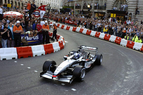Formula One - London West End - 2004
