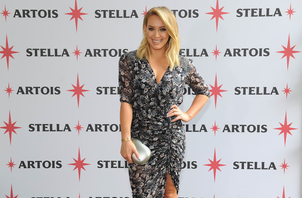 "Hilary Duff Joins Stella Artois To Kick-Off The Summer Entertaining Season With The Launch Of The ""Host One To Remember"" Campaig"