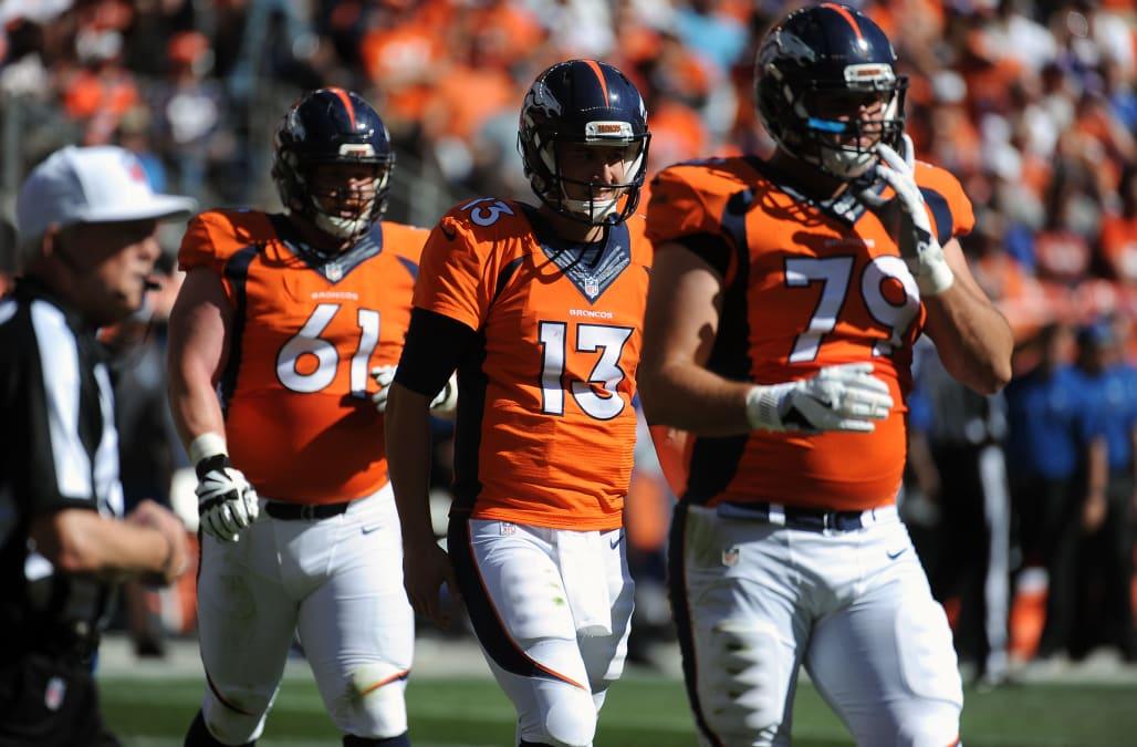 Denver Broncos vs. Indianapolis Colts