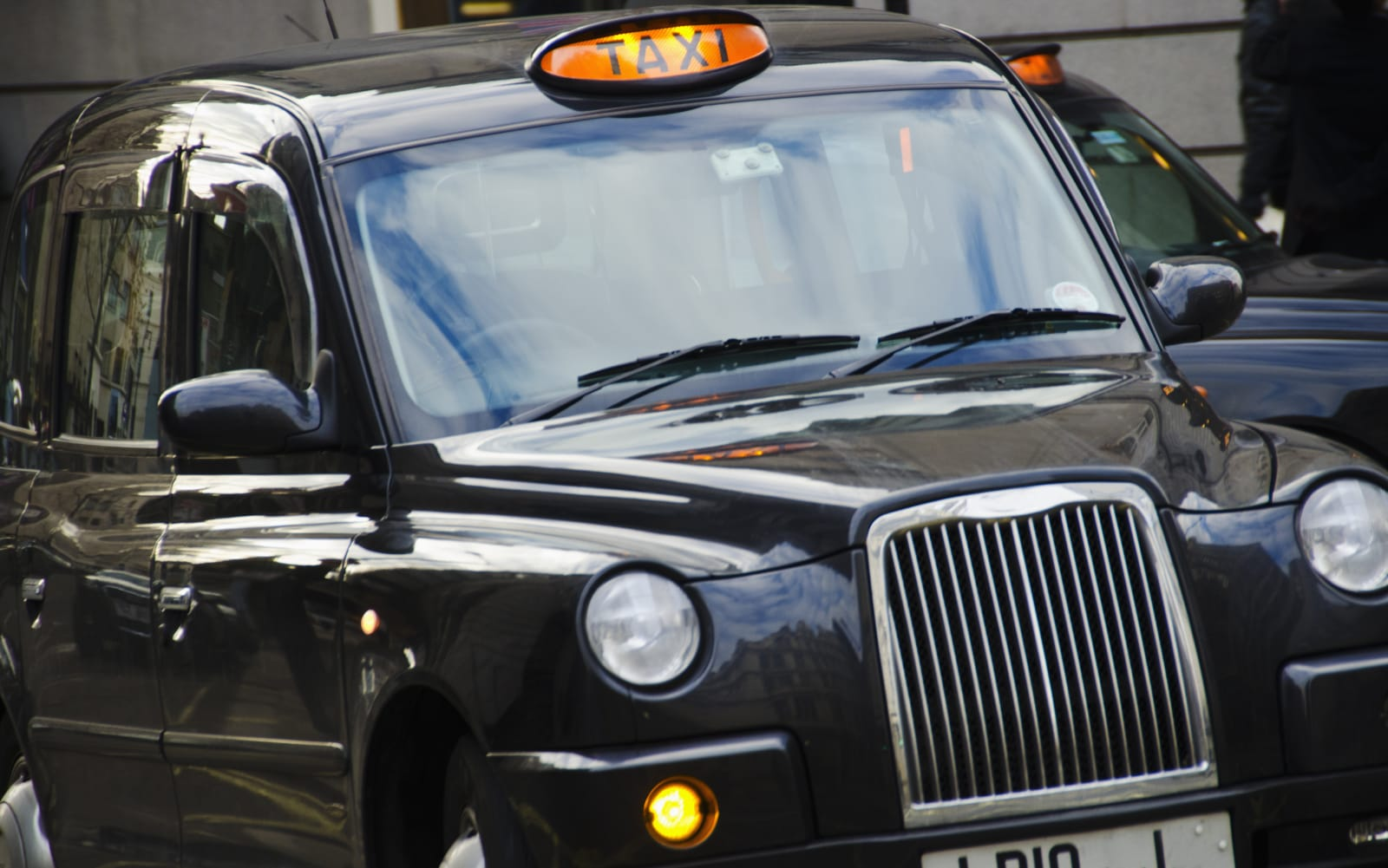 All London black cabs will
