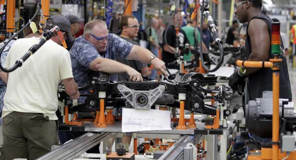 The Chrysler Toledo Assembly Complex As June U.S. Sales Beat Estimates