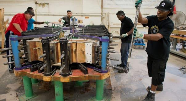 Inside Steinway Piano Ahead Of Factory Orders Figures