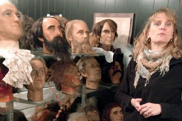 Getysburg Wax Museum