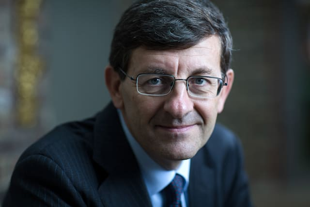 Vodafone Group Plc Chief Executive Officer Vittorio Colao Interview