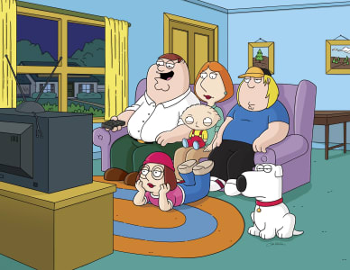 Boston Marathon-Family Guy