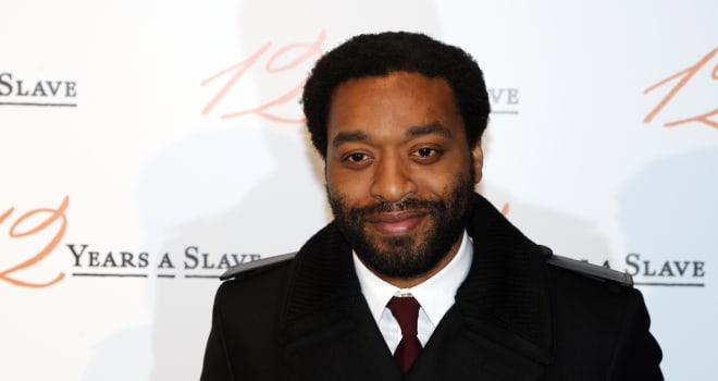Chiwetel Ejiofor Facts