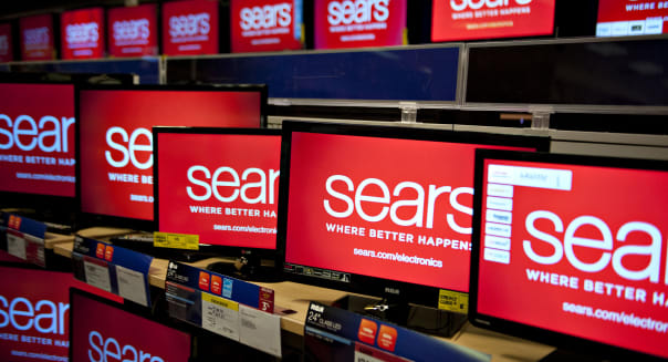 Holiday sales plunge at Sears U.S., Kmart stores