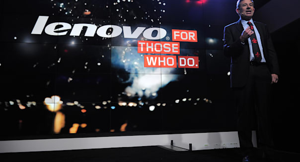 Lenovo restarts talks to buy IBM server unit