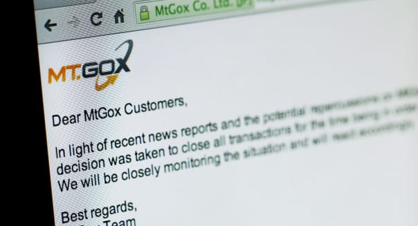 Views Of Mt. Gox Headquarters As The Bitcoin Exchange Goes Offline
