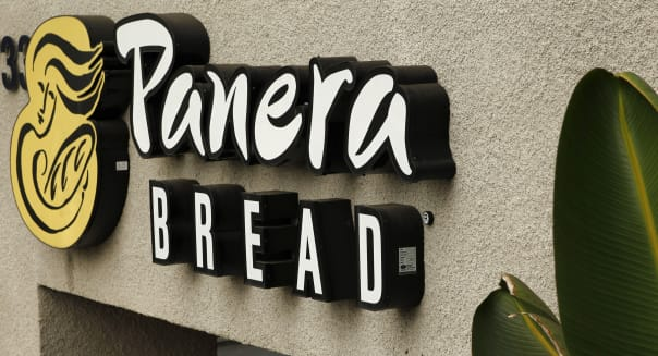 A Panera Bread Restaurant Ahead Of Earnings Figures