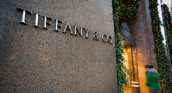 Ex-Tiffany exec given year in prison for $2 million jewelry theft