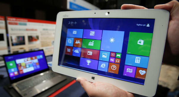 Microsoft's Windows 8.1 Goes On Sale
