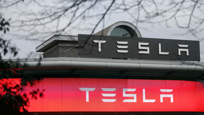 Tesla drops 'Motors' from its name