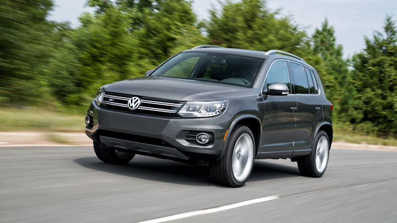 VW and Audi recall Tiguan and Q5 to replace Takata inflators