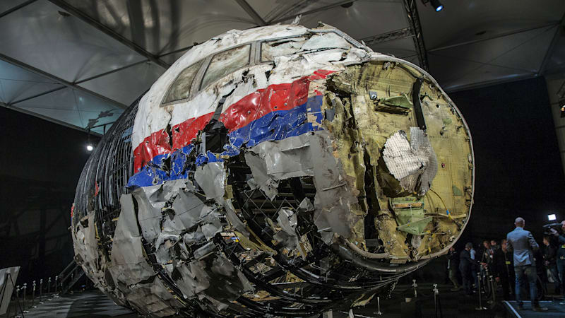 Investigators have 'no doubt' Russian Buk missile downed MH17