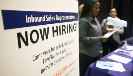 December employment situation report unemployment rate hiring