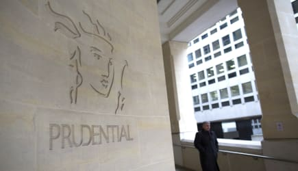 Prudential Plc's Headquarters Ahead Of Results