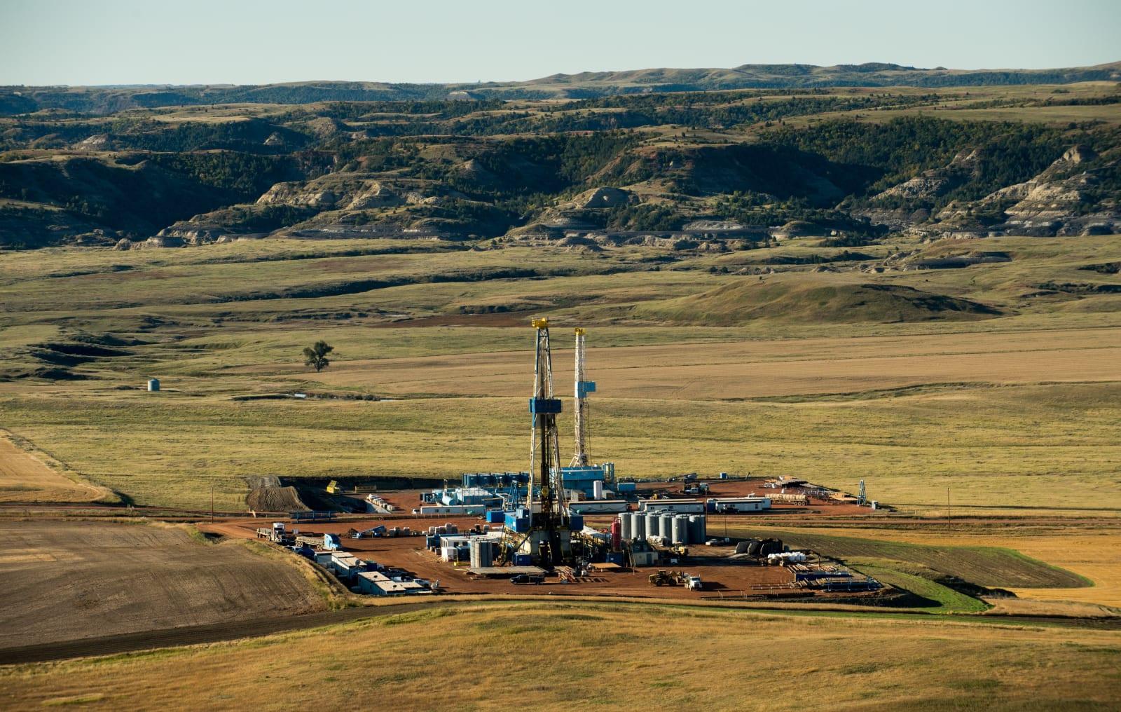USA - Energy - North Dakota's Bakken Formation Oil Boom