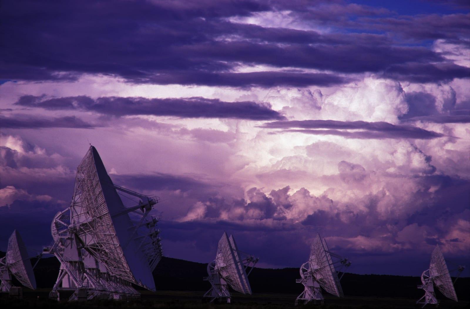 VLA, National Radio Astronomy Observatory