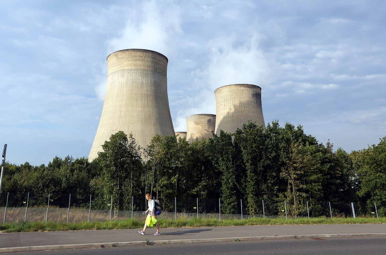 Britain has its first day of coal-free power in 135 years