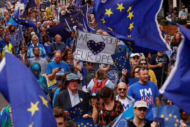 BRITAIN-EU/MARCH