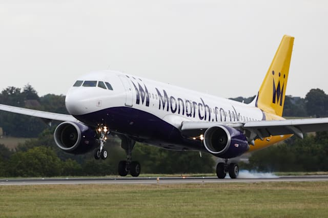 Monarch Airlines start giving away free upgrades