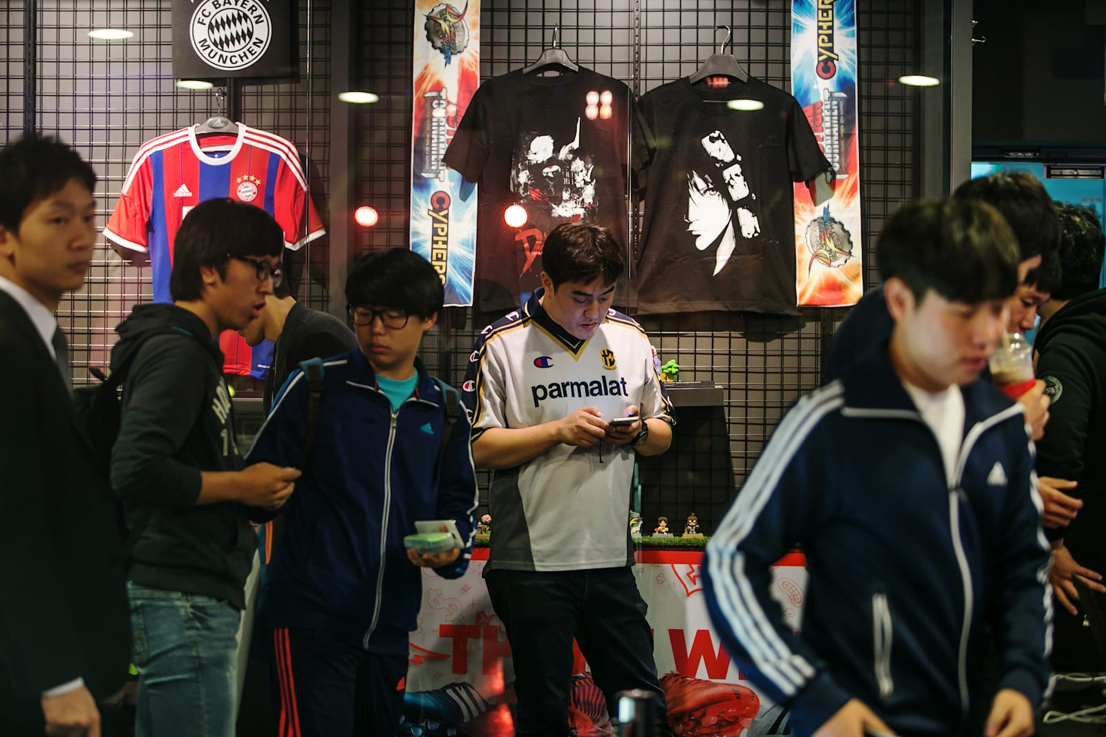 Gamers Compete In The Electronic Arts Inc. (EA) Sports FIFA Online Championship Final