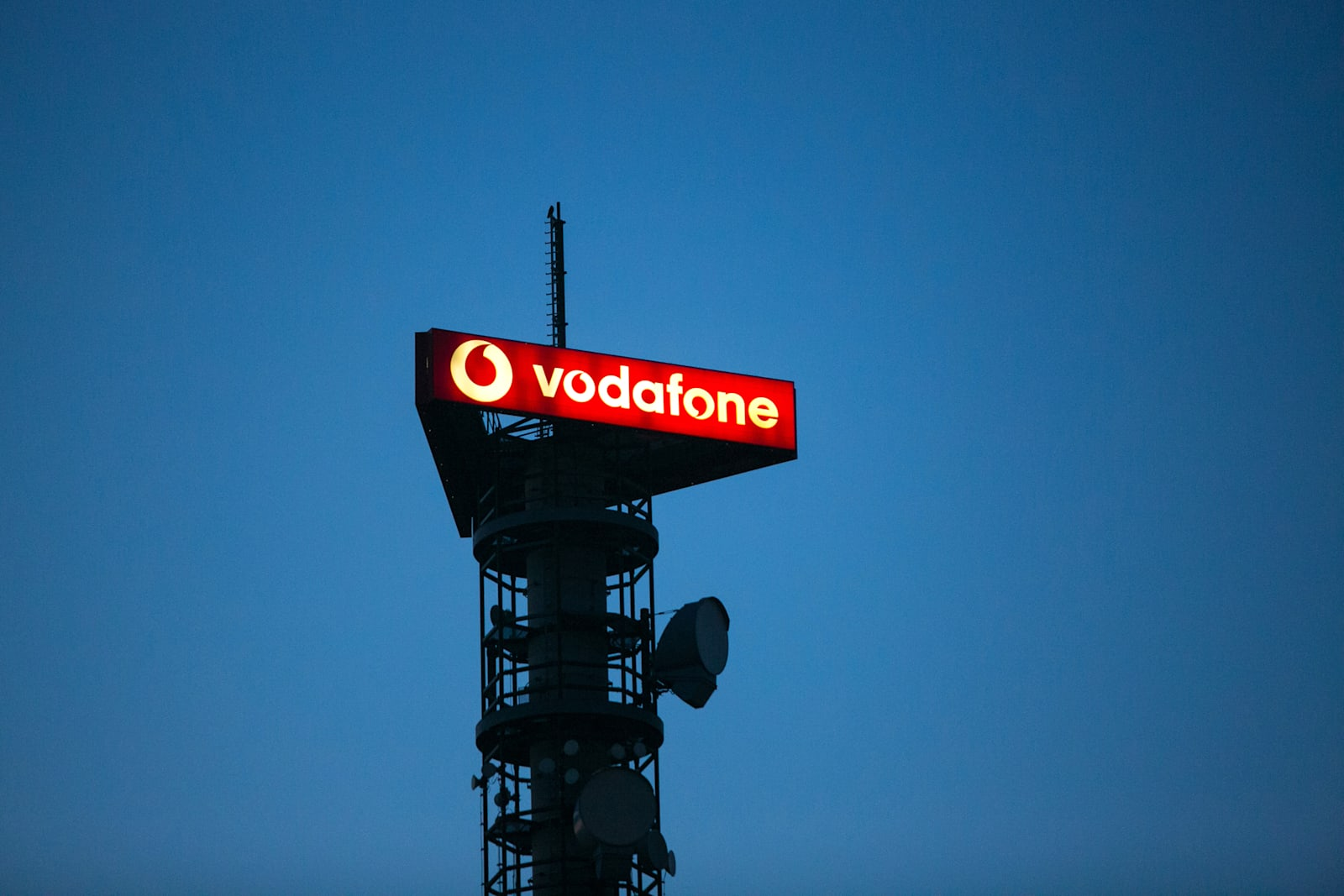Vodafone fined £4.6m after PAYG top-up fails