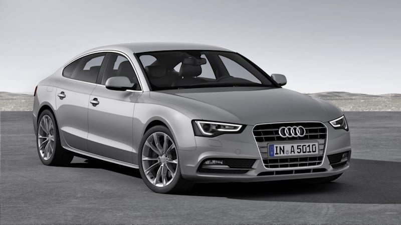 audi prepping a5 sportback for us market audi forum. Black Bedroom Furniture Sets. Home Design Ideas