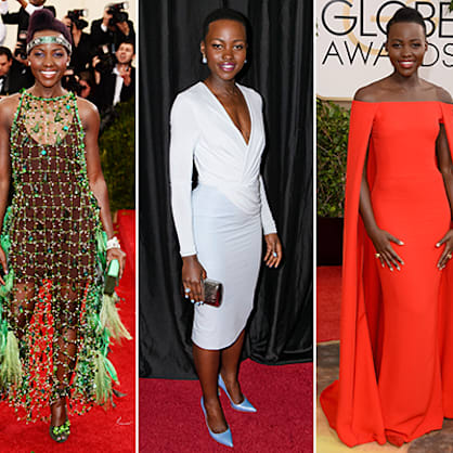 2014 wrap-up: A year of style with Lupita Nyong'o