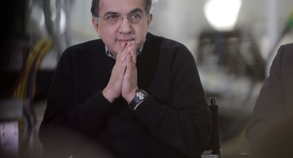fiat ceo sergio marchionne Chrysler buyout ipo auto industry bailout