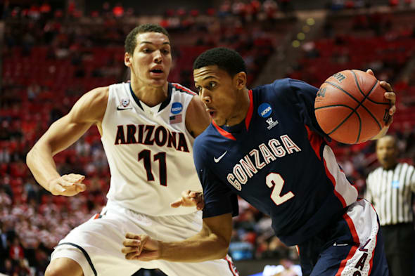 Gonzaga v Arizona