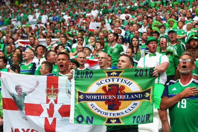 Ukraine v Northern Ireland - Group C: UEFA Euro 2016