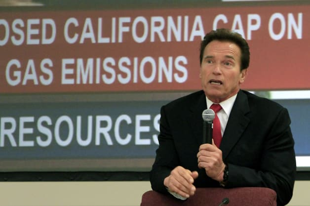 California Greenhouse Gases