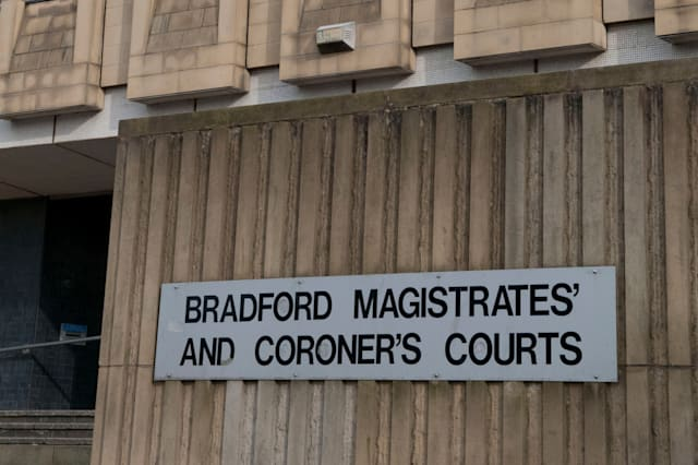 Bradford magistrates' and coroner's courts exterior