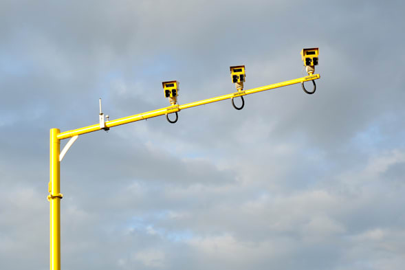 Speed Cameras - Stock