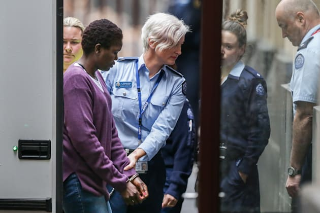 Mom sentenced in Australian court for drowning 3 children