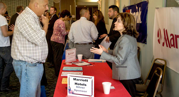 job growth seen snapping back from winter chill
