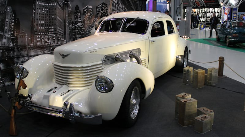 Cord cars are set to return in 2017 thanks to the new low for Cord motor car for sale
