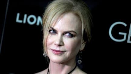 Kidman: Emotionales Treffen mit Bella Cruise