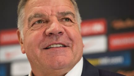 Sam Allardyce wants to have 'fun' as new England manager